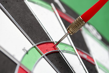 Wall Mural - darts arrows