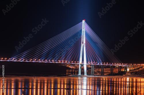 Мост через залив ханчжоувань, или большой трансокеанский мост - вантовый мост в заливе ханчжоувань у восточного