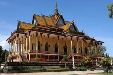 La pagode aux cent piliers