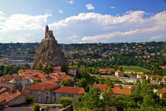 Chapelle Saint Michel de Aiguilhe (Le Puy en Velay, France)
