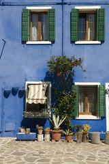 Burano house, Venice