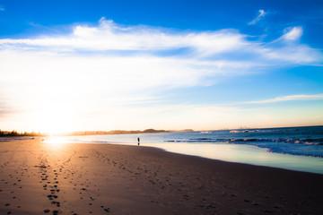 Gold Coast beaches, Queensland Australia