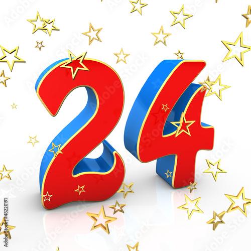 Поздравления с24 летием 16