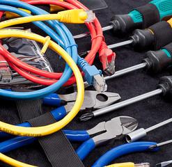 Werkzeug-Tasche  EDV