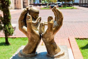 Monumento al Nino, Santo Domingo