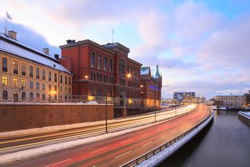 Stockholm Highway Sweden