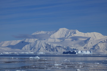 Kontinent Antarktis
