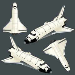 Space ship set