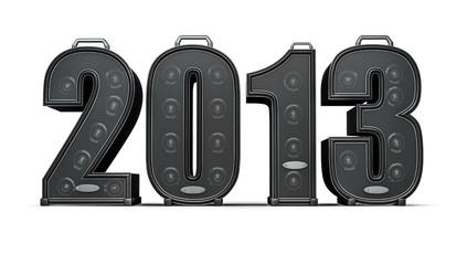 Sticker - Amplifier 2013