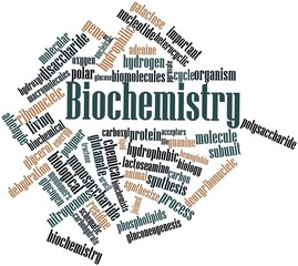 Word cloud for Biochemistry
