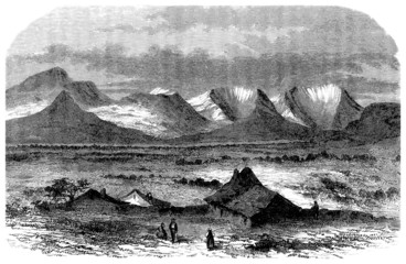 Extinct Volcanos