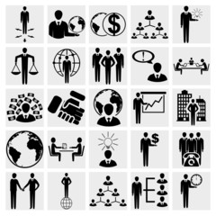 Human resources and management, business persons and users.