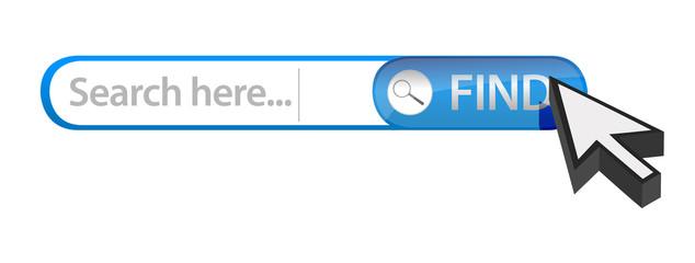 internet search bar