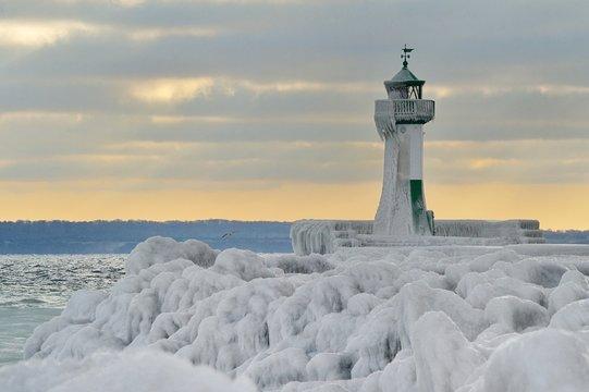 lighthouse island of rügen