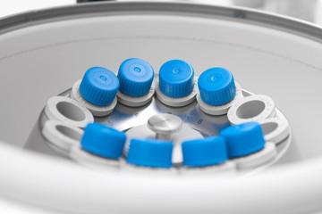 Vortex mixer in bio lab
