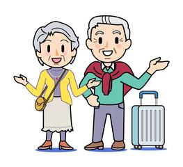 Old man - trip