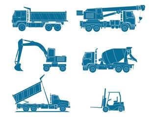 Constructions machines