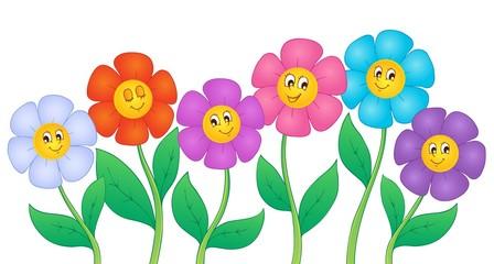 Flower theme image 5