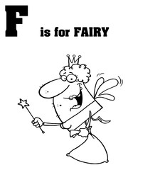 F Is For Fairy Text