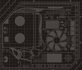PC schematic