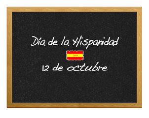 12 de Octubre, Día de la Hispanidad.