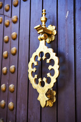 HEURTOIR DE PORTE MARRAKECH