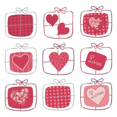 Valentine Gifts Set