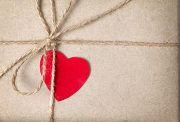 valentines day parcel