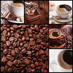 Collection of coffee.