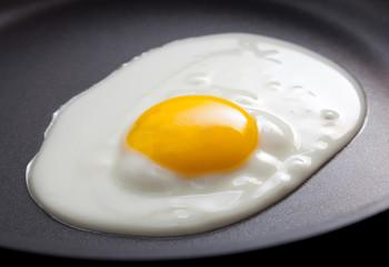 Keuken foto achterwand Gebakken Eieren Spiegelei