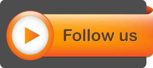 FOLLOW US Web Button (become a fan community social networking)