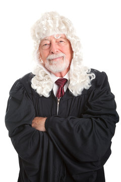 British Judge - Kind and Fair