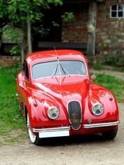 Foto op Plexiglas Oude auto s Oldtimer