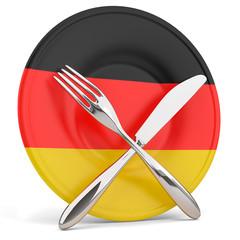 German food - Cuisine