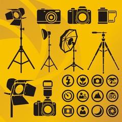 Photo icons