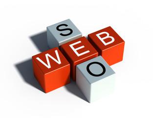 seo web illustration