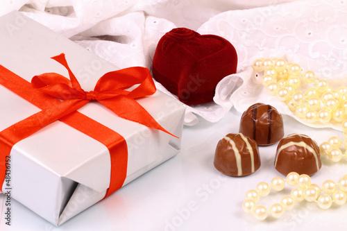 Подарок в день валентина фото