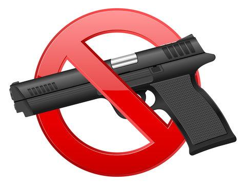 no pistol