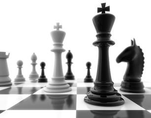 Schach - Konfrontation