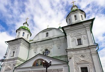 Mgarskiy monastery