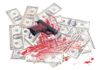 money earned by criminal