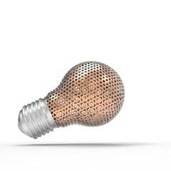 Ampoule zinc