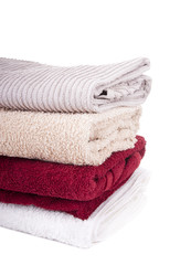 Towels Isolated