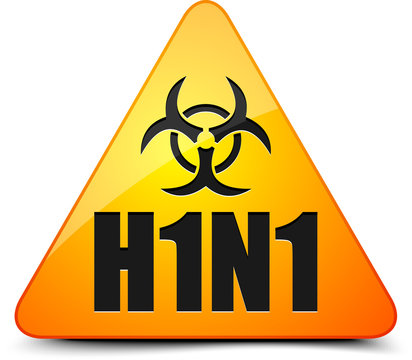 H1N1 Swine flu warning sign