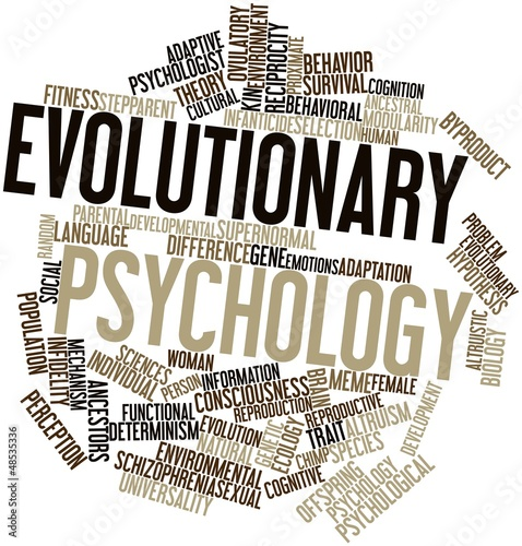 evolutionary psychology Evolutionary psychology is a theoretical approach to psychology that attempts to explain useful mental and psychological traits—such as memory, perception, or language—as adaptations, ie, as.