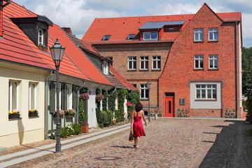 Wittstock Altstadt