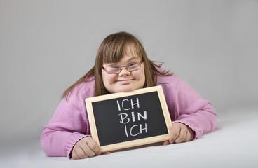Menschen mit Behinderung