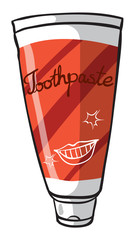 A toothpaste