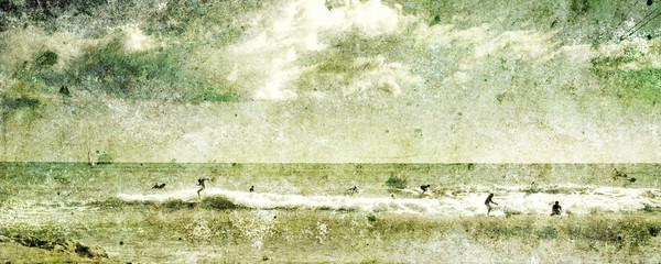 Surf quadro