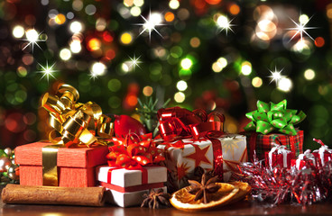 Christmas presents - Regali di Natale